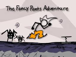 Fancy Pants Adventure