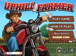 Uphill Farmer