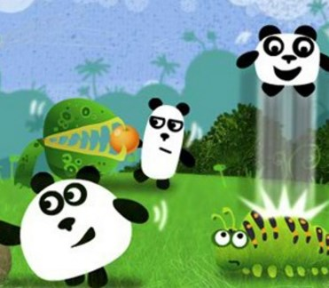 Download 3 Pandas game
