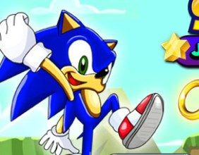 Sonic Jumping Star